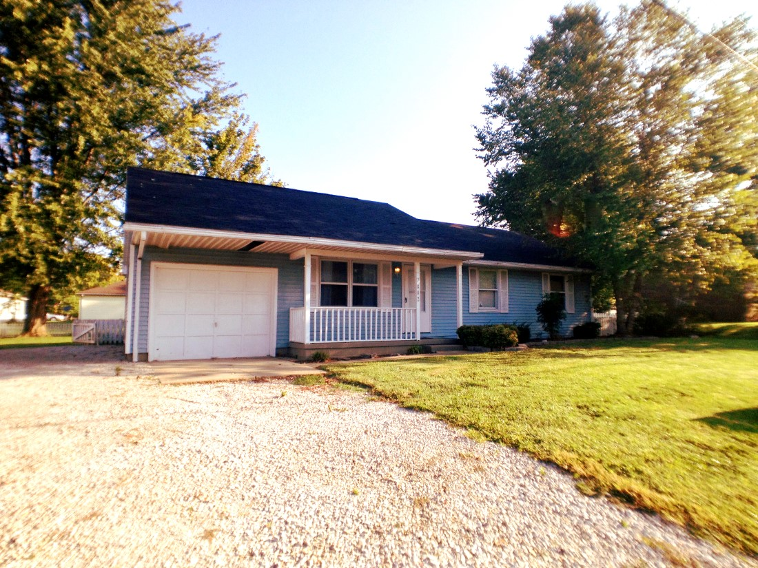 7882 Oak Grove Road – Front of home