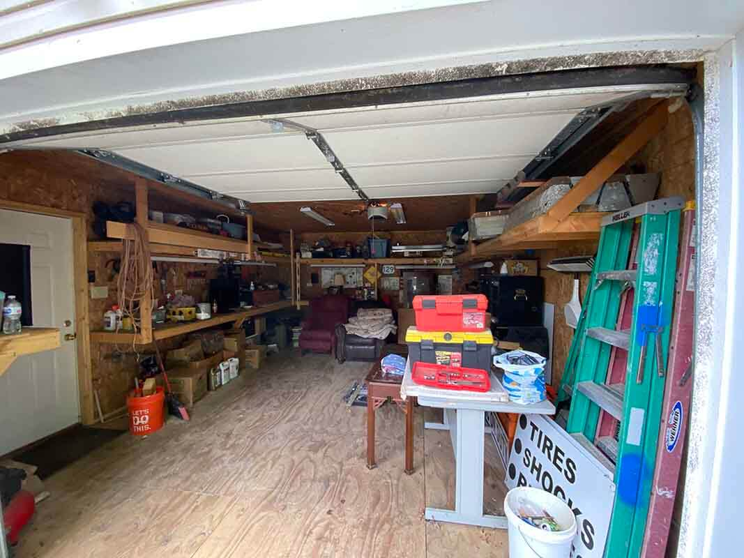 3409 Frisse Avenue detached garage
