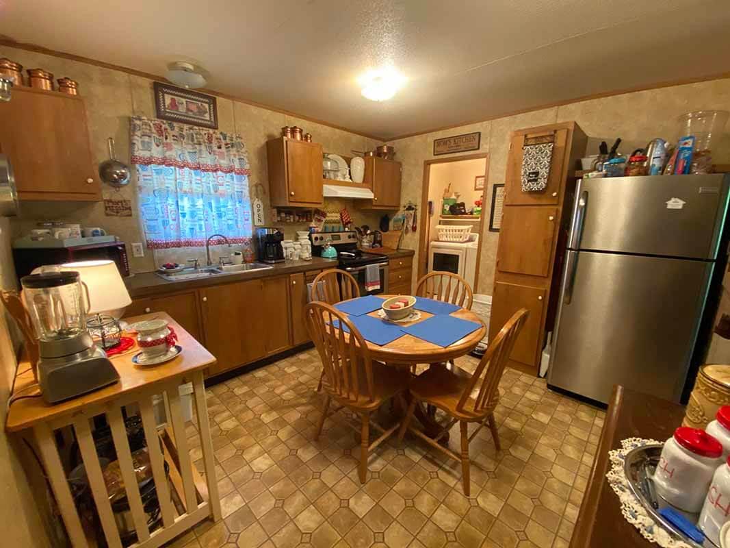 3409 Frisse kitchen